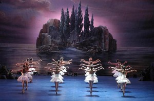 The beauty of dance in Rome
