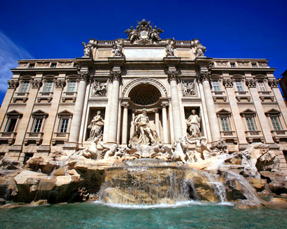 italy-trevi-fountain