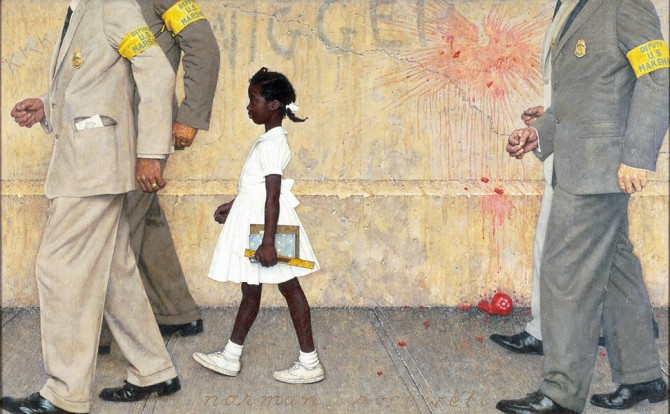 AMERICAN CHRONICLES: NORMAN ROCKWELL'S WORKS IN ROME