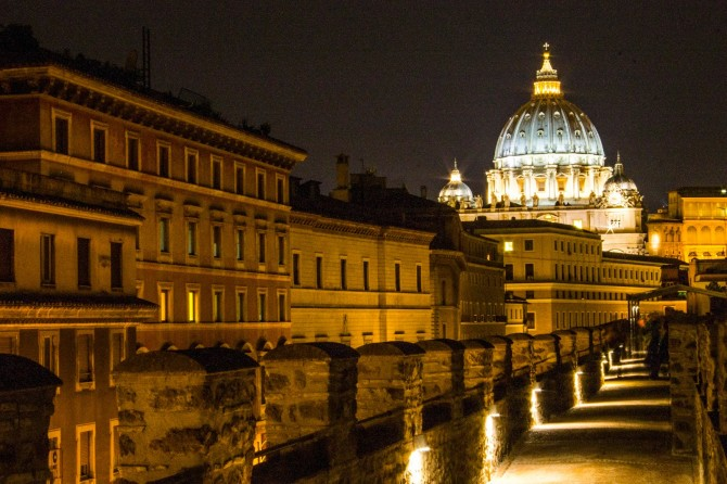 CASTEL SANT'ANGELO & PASSETTO NIGHT OPENING