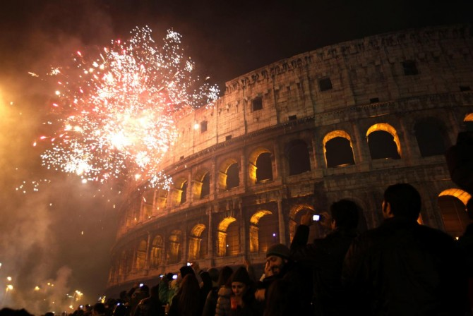 NEW YEAR'S EVE…NTS IN ROME