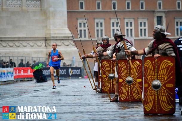 ROME MARATHON: JUST ONE MONTH TO START!