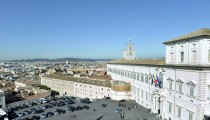 QUIRINAL PALACE: THE LARGEST BUILDING IN THE WORLD OPENS TO PUBLIC EVERY DAY