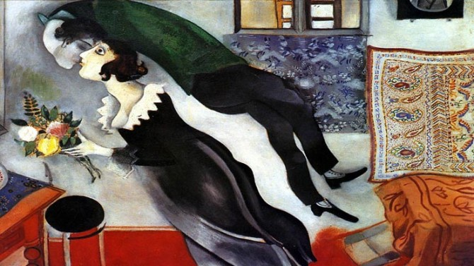 MARC CHAGALL'S LOVE & LIFE IN ROME