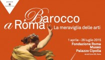 BAROQUE: THE AGE OF ART BLOOMING IN ROME
