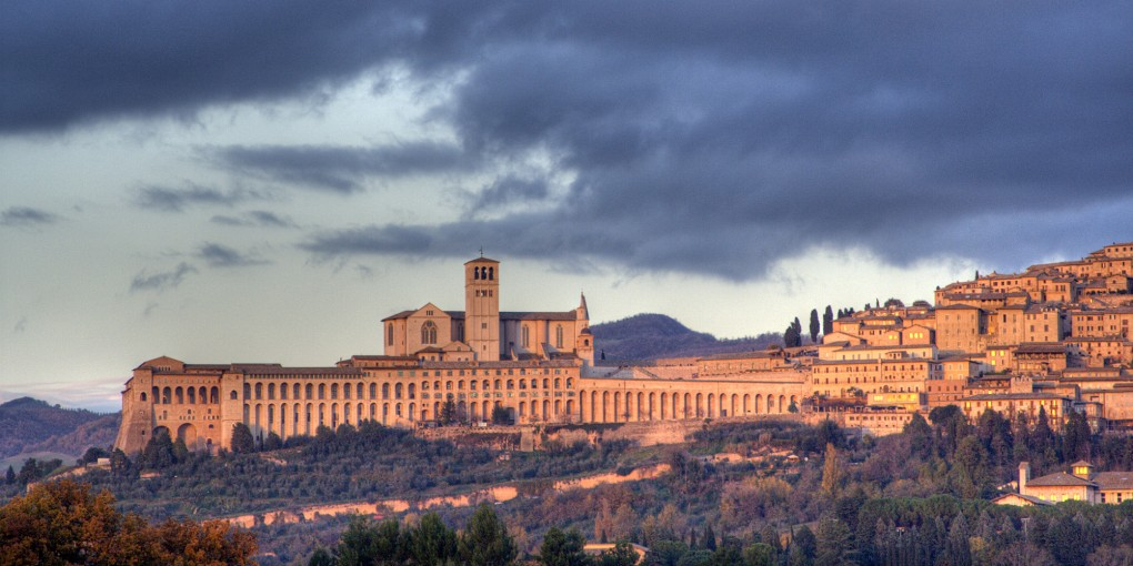 AN EXCURSION TO ASSISI, THE GREEN HOMELAND OF ST. FRANCIS