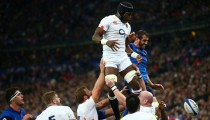 RUGBY-SIX NATIONS IN ROME